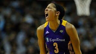 Candace Parker 2017 WNBA Finals Full Highlights!