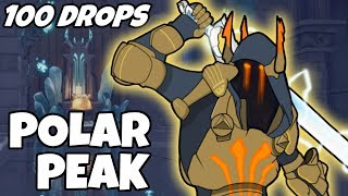 100 Drops - [Polar Peak]