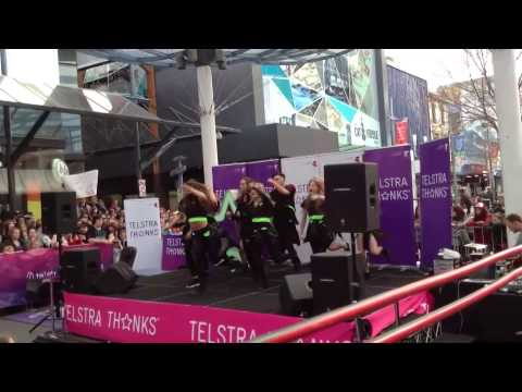 Jenina's Dance Workshop - Opening act for