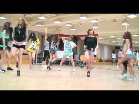 SunnyHill(써니힐) - Midnight Circus dance practice