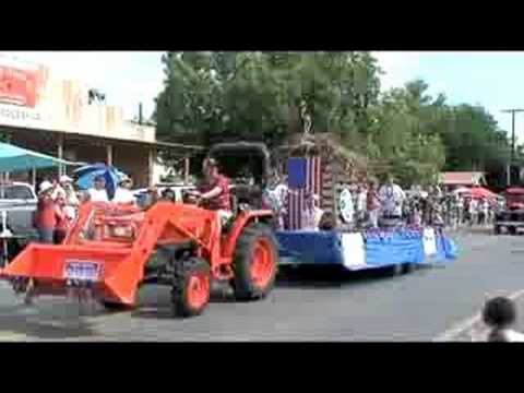 Creswell Oregon 4th of July Parade July 4th Parade 2008 Leakey