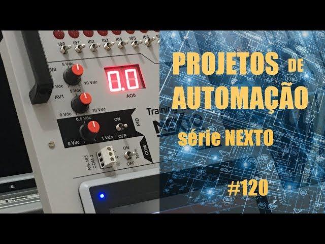 PROJETO BOMBA IRRIGAÇÃO REMAKE | Projetos de Automação #120