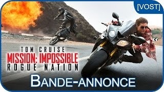 Mission:impossible :  bande-annonce 2 VOST