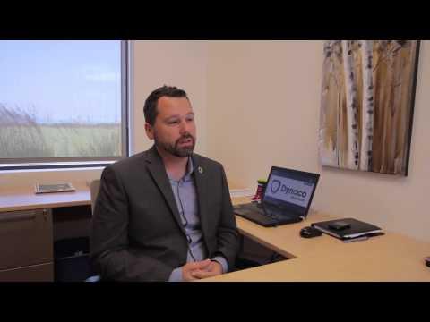 JRTech Solutions Inc. - Témoignage  DYNACO sur les étiquettes électroniques de Pricer