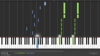 Synthesia - 「Higurashi no Naku Koro ni」 - You [100% Speed]