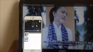 Hướng dẫn lập dàn karaoke miễn phí với ứng dụng Yokara TV