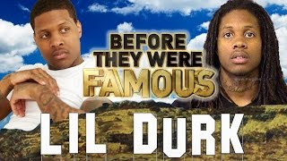 LIL DURK - Before They Were Famous - Lil Durk 2X