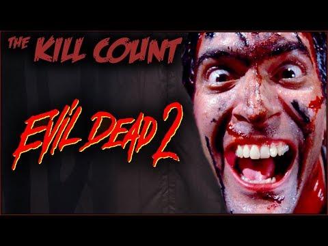 Evil Dead 2 (1987) KILL COUNT