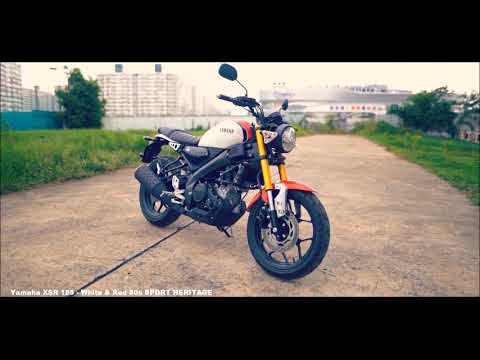 video Yamaha XSR 155 BS6