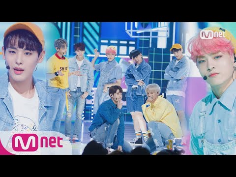 [VICTON - UNBELIEVABLE] Comeback Stage | M COUNTDOWN 170824 EP.538