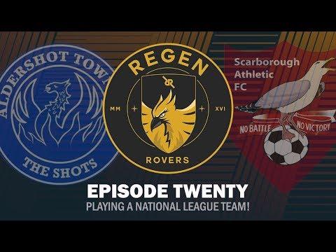 Regen Rovers | Episode 20 - Playing a National League Team! | Football Manager 2019