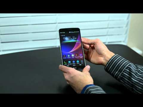 LG G Flex Unboxing - PhoneDog