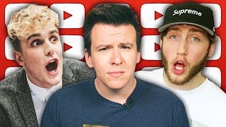 HUGE Assault Accusations Blow Up Against Top YouTuber, Defamation Claims, and More...