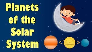 Planets of the Solar System | #aumsum #kids #science #education #children
