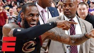 LeBron James' top plays as a Cleveland Cavalier | ESPN