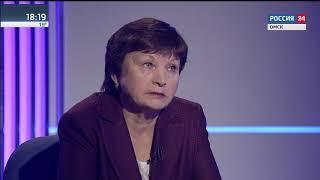 Актуальное интервью — заместитель управляющего омским отделением пенсионного фонда России Елена Сергеева