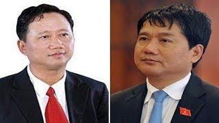 [Cập nhật] Xét xử ông Đinh La Thăng, Trịnh Xuân Thanh và đồng bọn