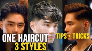 HOW TO GET A FADED HAIRCUT | 2019 Best Men's Hairstyle Tips & Trends | HIGHLIGHTING ASIAN HAIR