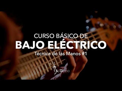 Curso Basico de Bajo Electrico, Parte 1.m4v