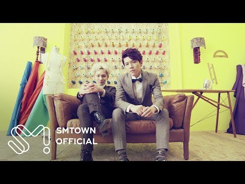 Toheart (WooHyun & Key) 'Delicious' Teaser Video