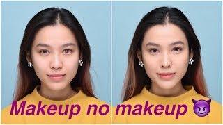 Makeup No Makeup - Trang Điểm Như Không Trang Điểm