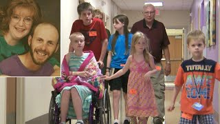 How 6 Children Orphaned in Car Crash Are Coping With Their Loss