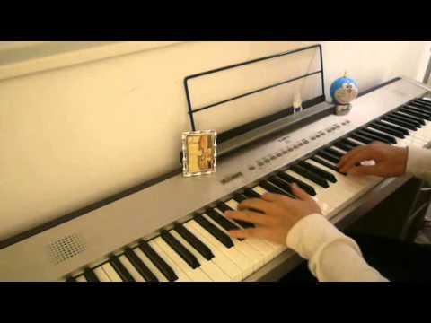 相愛無夢 (By 張智霖) (From 西關大少 主題曲) - Piano