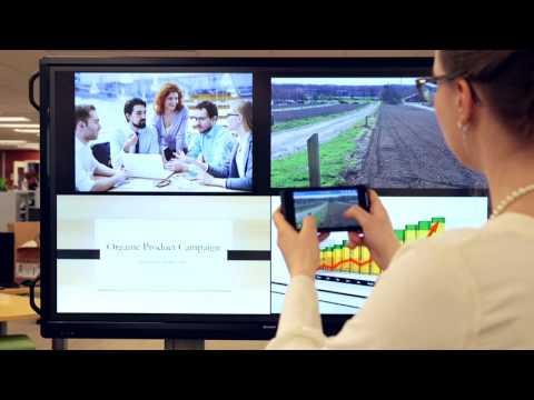 Meet the Sharp new wireless AQUOS BOARD® PN-L703W & PN-L603W Interactive Display Systems
