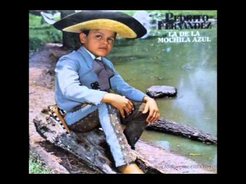 Pedrito Fernandez Palomita Blanca (Remasterizado) 1978