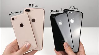 Apple iPhone 8 & 8 Plus vs. iPhone 7 & 7 Plus (Deutsch) | SwagTab