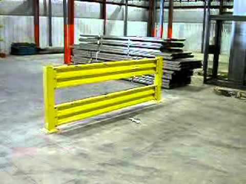 Cubic Designs Safety Rail Demo