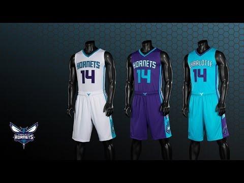 Charlotte Hornets Uniform Unveil 0617 FINAL ONLINE