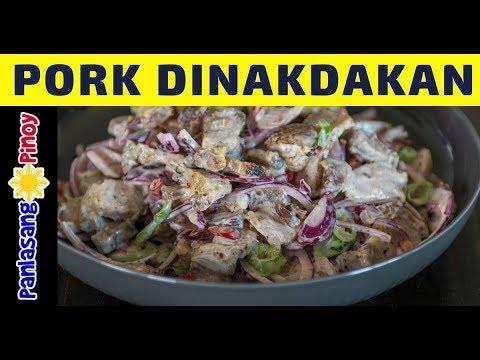 Pork Dinakdakan