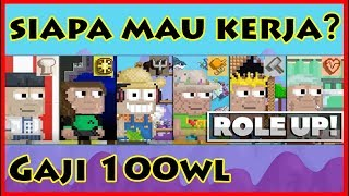 Role Up ! - Growtopia Indonesia