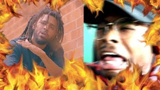 O MYYYY! | J. Cole - Album Of The Year (Freestyle) | Reaction
