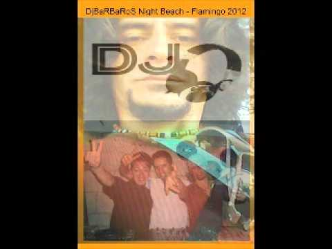 DjBaRBaRoS Night Beach - Flamingo 2012