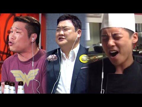 서장훈도 참가한 바이브 판듀 도전 영상! '애드리브 퍼레이드' 《Fantastic Duo》판타스틱 듀오 EP07
