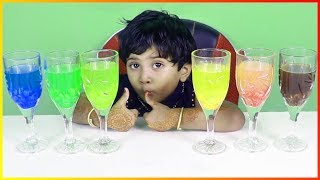 Learn Colors for Toddlers | Magic Shows with Colorful Water Pot