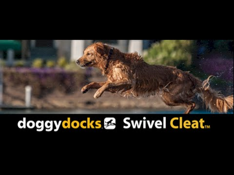 doggydocks Swivel Cleat