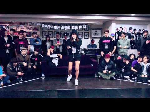Korea woman beatboxer - Beatbox SAKI