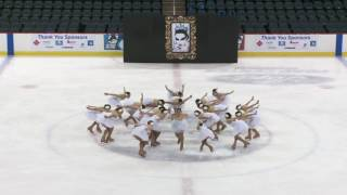 San Francisco Ice Theatre Junior FS - 2017 National TOI Competition