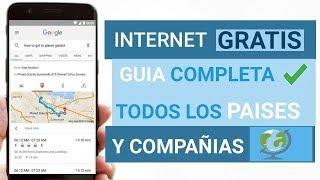 Tener INTERNET GRATIS en Android 2018 CUALQUIER Pais y Compañía | SIN ROOT