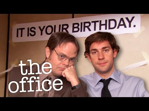 Jim & Dwight's Party Planning - The Office US