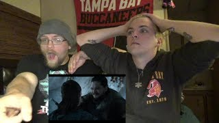 Game of Thrones - Season 8 Episode 1 (REACTION) 8x01 Winterfell