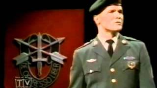 Sgt. Berry Saddler - Ballad of the Green Beret