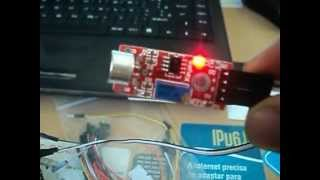 Module Microphone with Analog Output for Arduino High