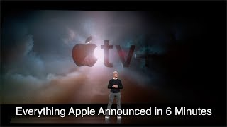 Everything Apple Announced at the 'It's Show Time' Event in 6 Minutes!