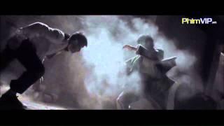 Mã Vĩnh Trinh đấu võ với Long Thất - Phim Đại Chiến Bến Thượng Hải Full
