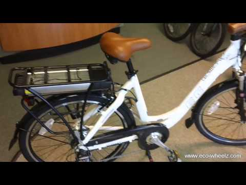Overview of the EG Athens Electric Bike