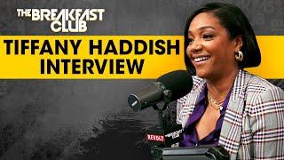 Tiffany Haddish Talks Dating, Smackin' Ass & Bossin' Up On The Breakfast Club